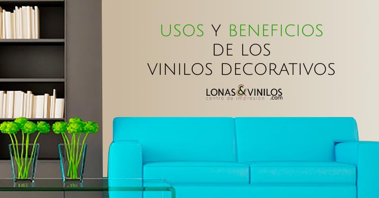 Usos y beneficios de los vinilos decorativos blog for Los vinilos decorativos