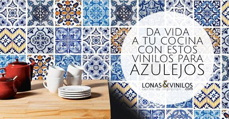 Da vida a tu cocina con estos vinilos para azulejos - Vinilos para azulejos ...