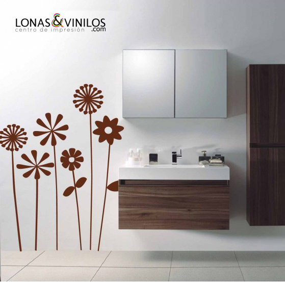 Renueva tu baño de manera sencilla y económica con vinilo :: Blog ...